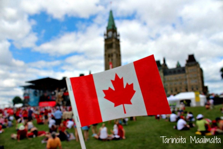 Töihin Kanadaan