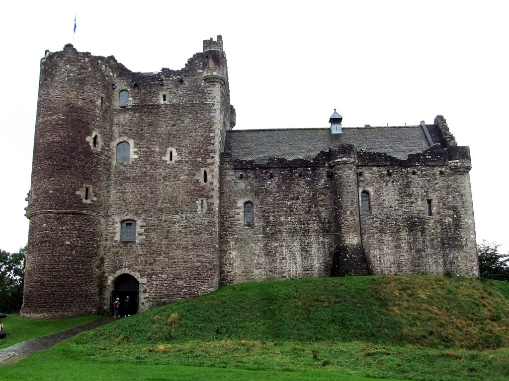 Photo of Doune Castle
