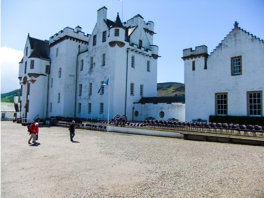 photo of Blair Castle