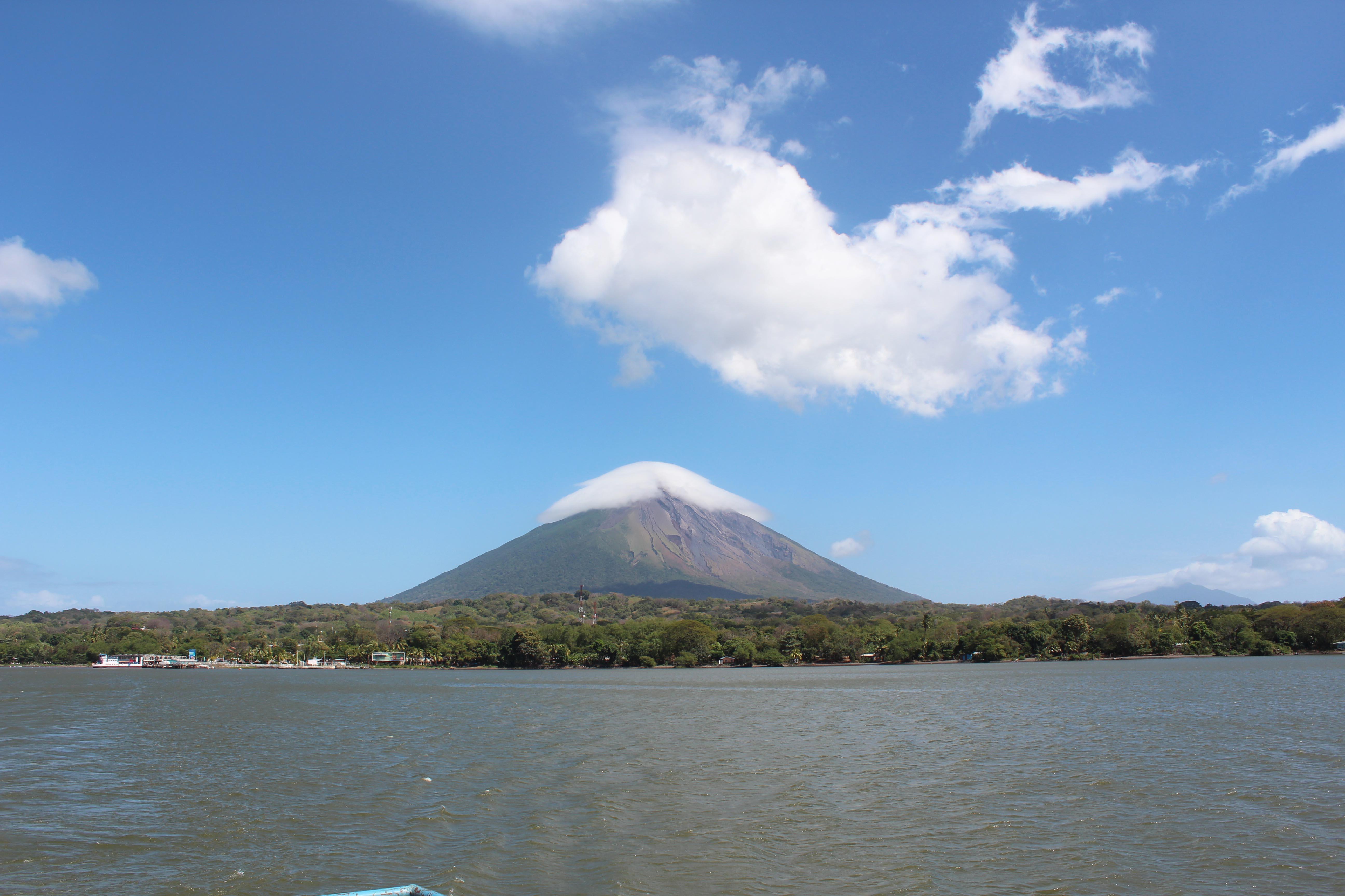 volcano conception
