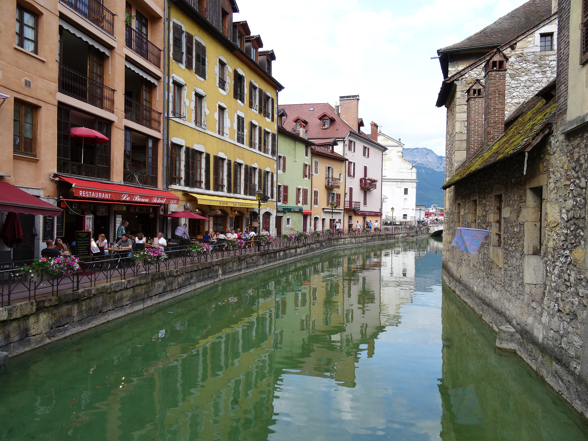 Annecy street
