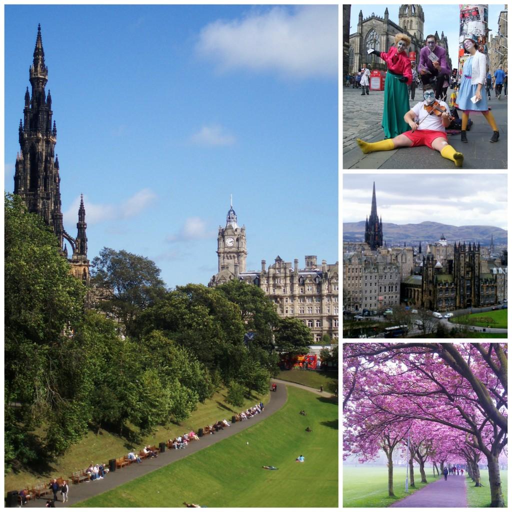 Kotikaupunki #1: Edinburgh, Skotlanti