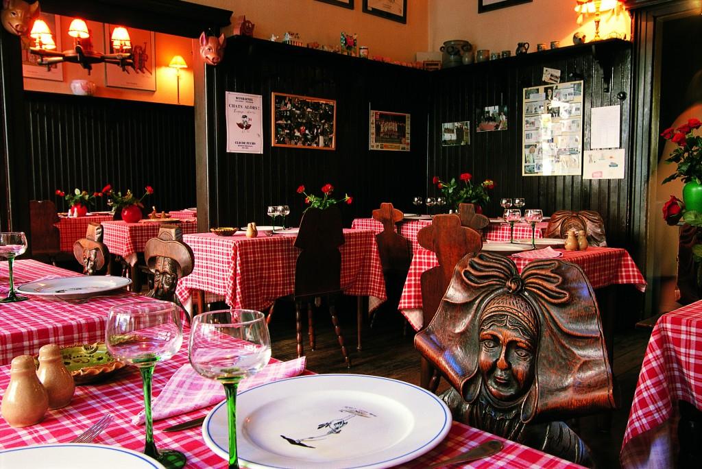 Ravintola Alsacessa, kuva: CRTA Hampe