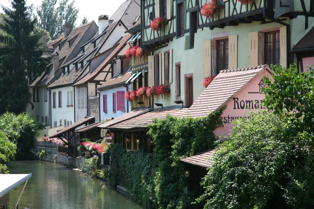 Colmar, Alsace, Kuva: Estelle Tschan