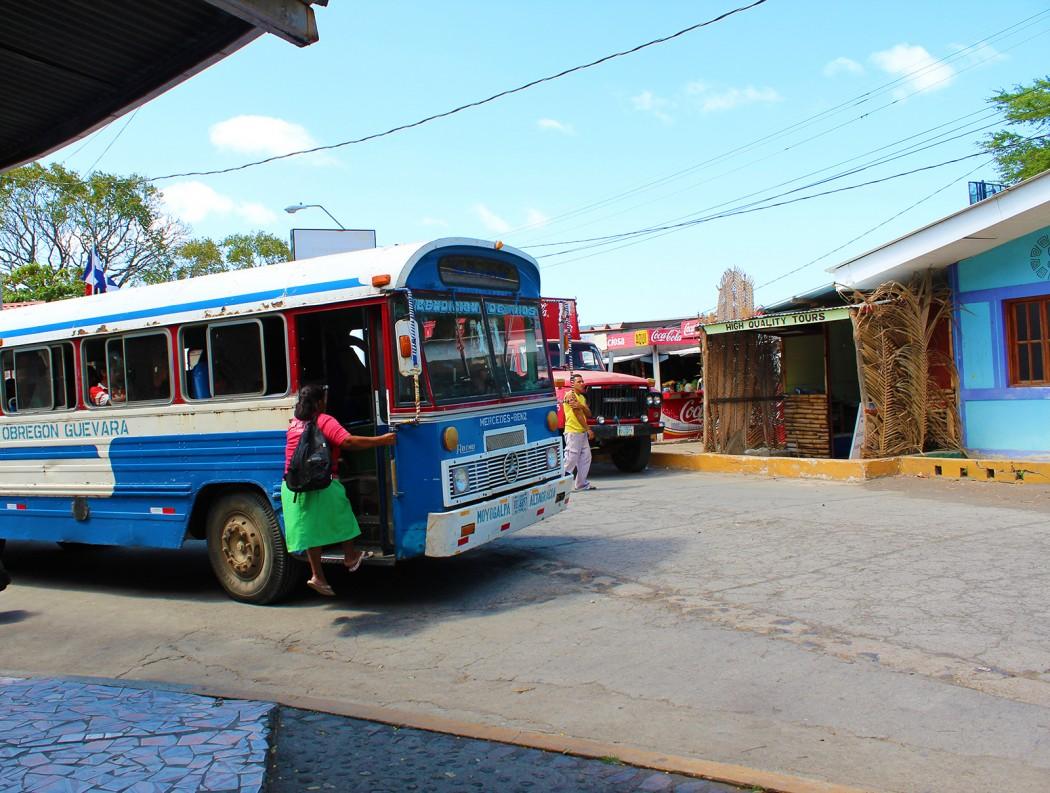 Chicken bus