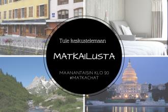 #Matkachat