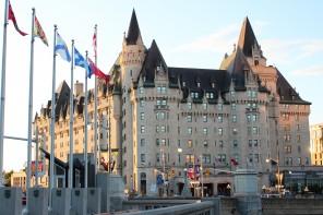 Karmiva kaupunkikierros Ottawassa