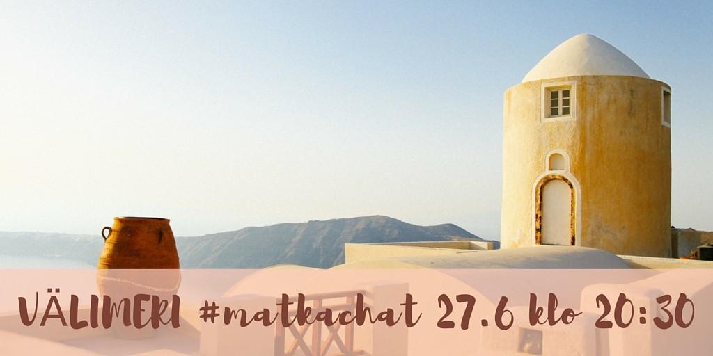 Matkachat 27. kesäkuuta 2016
