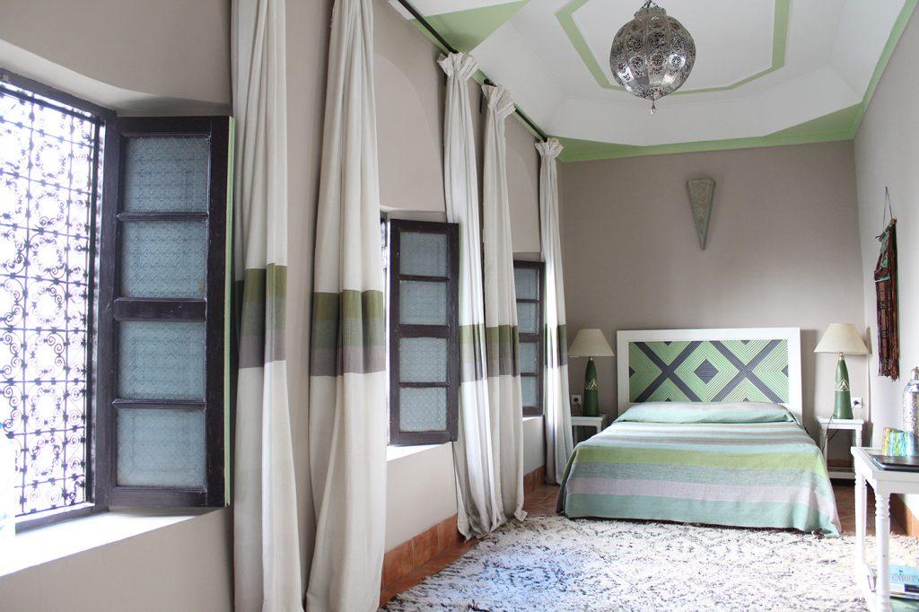 Hotellihuone Marokossa