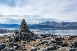 Nunavut community