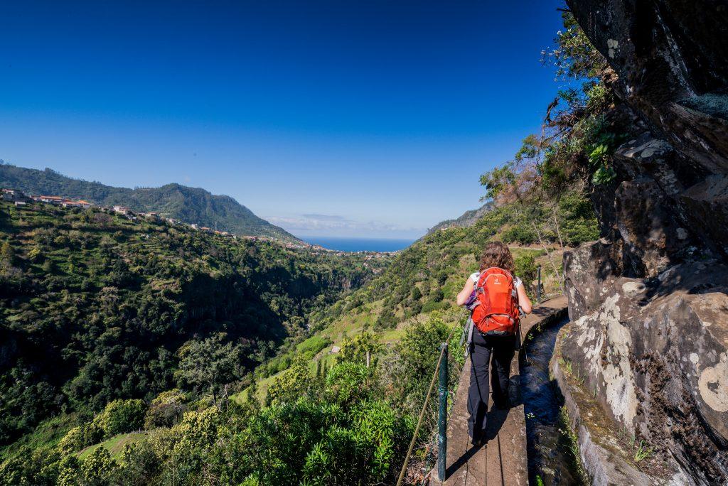 Vaeltamaan Madeiralle