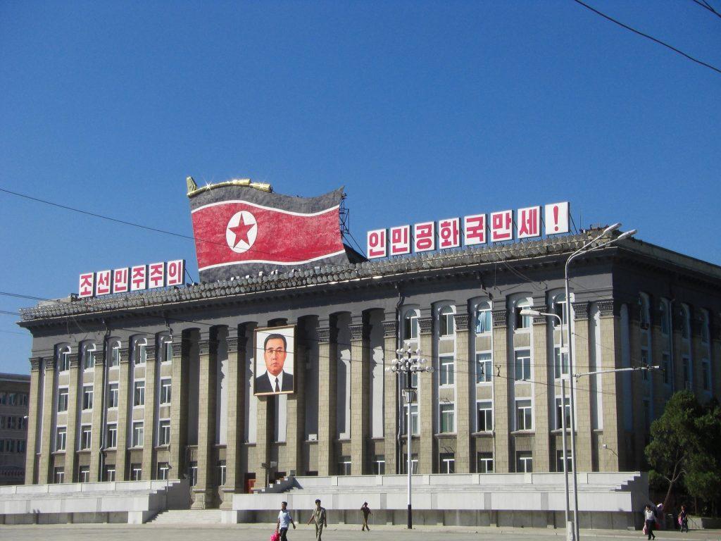 Pohjois Korea matkailu