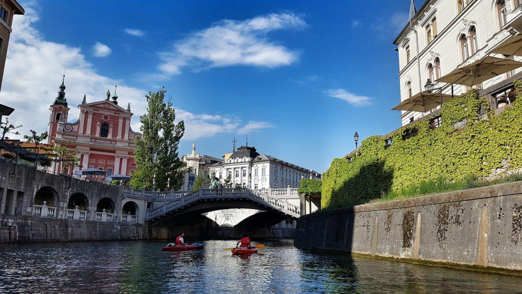 euroopan ympäristöystävällisimmät kaupunkikohteet